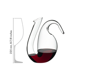 RIEDEL Decanter Ayam Mini R.Q. in relation to another product