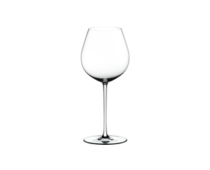 RIEDEL Fatto A Mano Pinot Noir White on a white background