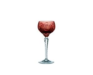 NACHTMANN Traube Wine Hock large copper ruby auf weißem Hintergrund