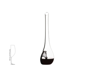 RIEDEL Decanter Horse a11y.alt.product.filled_white_relation