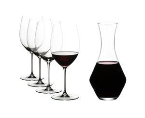 RIEDEL Veritas Cabernet Set with Decanter