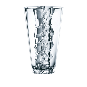 NACHTMANN Ice Vase (28 cm / 11.02 in) on a white background