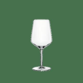 SPIEGELAU Style Red Wine on a white background