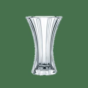 NACHTMANN Saphir Vase (21 cm, 8 1/4 in) on a white background