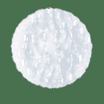 NACHTMANN Sphere Platzteller (32 cm / 12 3/5 in) auf weißem Hintergrund