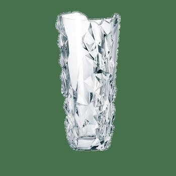 NACHTMANN SCULPTURE Vase (33 cm / 13 in) on a white background