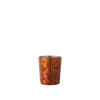 NACHTMANN Punk Whisky Tumbler Copper on a white background