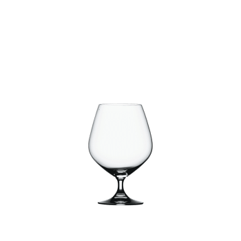 SPIEGELAU Special Glasses Cognac on a white background
