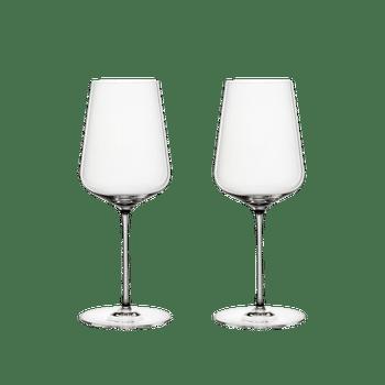 2 SPIEGELAU Definition Universal glasses side by side
