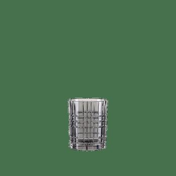 NACHTMANN Highland Tumbler Smoke on a white background