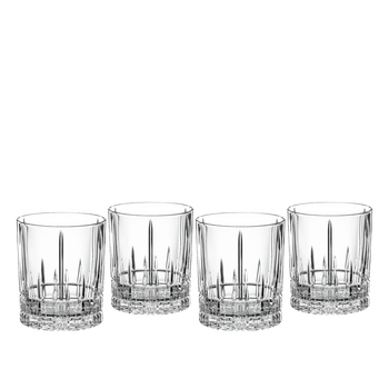 SPIEGELAU Perfect Serve D.O.F. Glas auf weißem Hintergrund