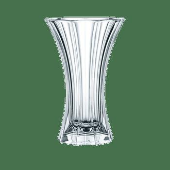 NACHTMANN Saphir Vase (27 cm, 10 5/8 in) on a white background