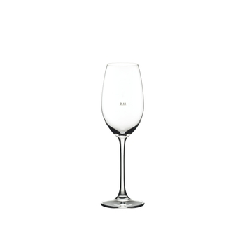 RIEDEL Restaurant Champagne Glass Pour Line CE on a white background