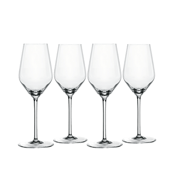 SPIEGELAU Style Champagne Glass on a white background