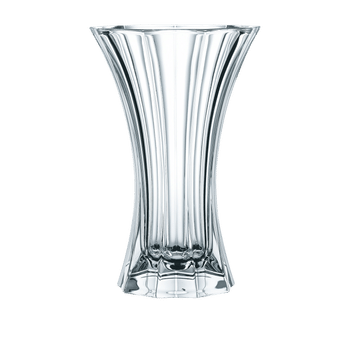 NACHTMANN Saphir Vase (30 cm, 11 4/5 in) on a white background