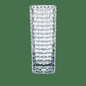 NACHTMANN Bossa Nova Vase (28 cm) auf weißem Hintergrund