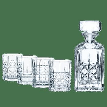 NACHTMANN Highland Whiskey Set on a white background