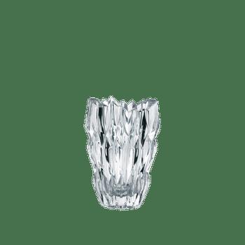 NACHTMANN Quartz Vase (16 cm, 6 2/7 in) on a white background