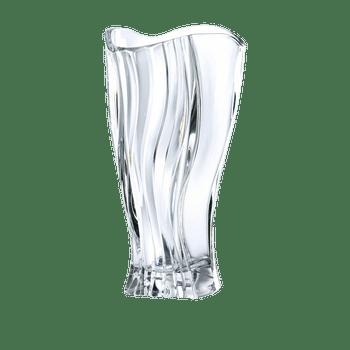 NACHTMANN Curve Vase (30 cm / 12 in) auf weißem Hintergrund