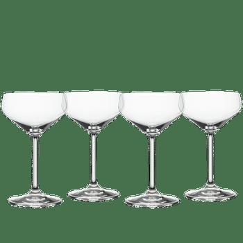 SPIEGELAU Style Coupette su sfondo bianco