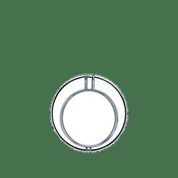 NACHTMANN Cigar Ashtray Round on a white background