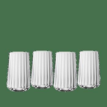 SPIEGELAU LifeStyle Long Drink Set on a white background