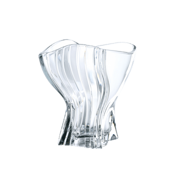 NACHTMANN Curve Vase (22 cm / 8 7/9 in) on a white background