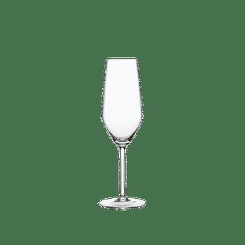 SPIEGELAU Style Champagne auf weißem Hintergrund