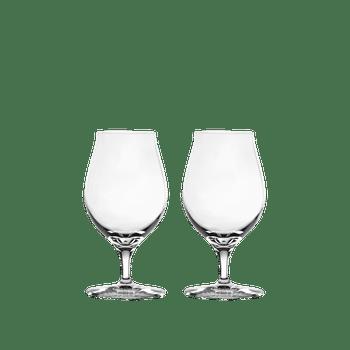 SPIEGELAU Craft Beer Glasses Barrel Aged Beer on a white background