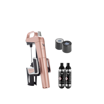 CORAVIN™ Model Two Elite Rose Gold SC a11y.alt.product.CORAVIN™_Model_Two_Elite_Rose_Gold_SC_Set