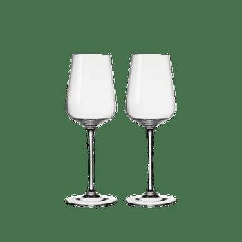 SPIEGELAU Capri White Wine on a white background