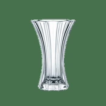 NACHTMANN Saphir Vase (24 cm, 9 4/9 in) on a white background