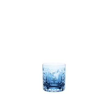 NACHTMANN Traube Whisky aqua on a white background