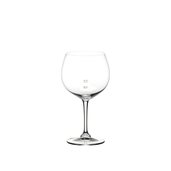 RIEDEL Restaurant Oaked Chardonnay Pour Line CE on a white background
