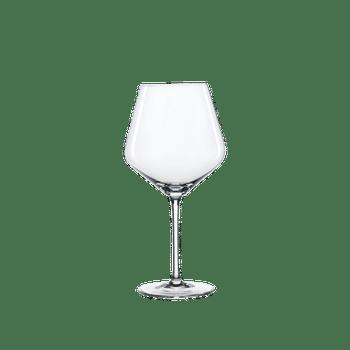 SPIEGELAU Style Burgundy on a white background