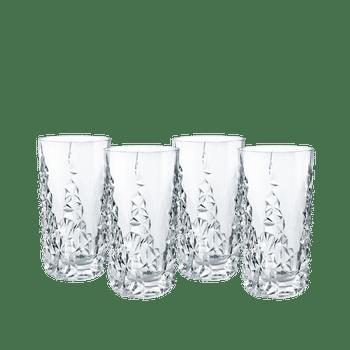 NACHTMANN Sculpture Long Drink on a white background