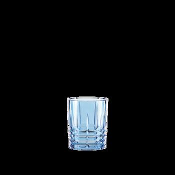 NACHTMANN Highland Tumbler Aqua on a white background