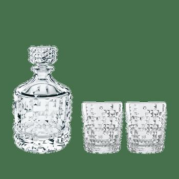 NACHTMANN Punk Whisky Set auf weißem Hintergrund