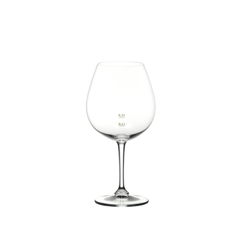RIEDEL Restaurant Pinot Noir Pour Line CE on a white background