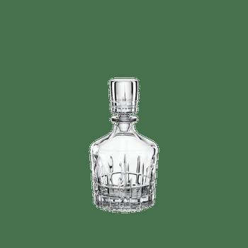 SPIEGELAU Perfect Serve Whisky Decanter con fondo blanco