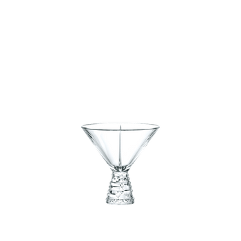 NACHTMANN Punk Cocktail Glass on a white background