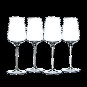 NACHTMANN ViNova White Wine Glass on a white background