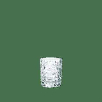 NACHTMANN Bossa Nova Whisky tumbler on a white background
