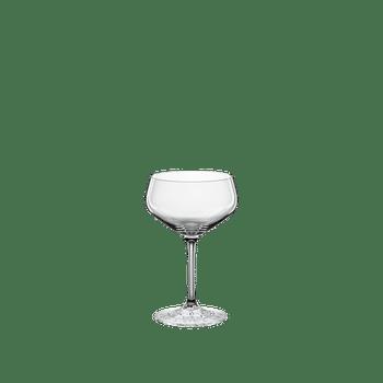 SPIEGELAU Perfect Serve Coupette Glass on a white background