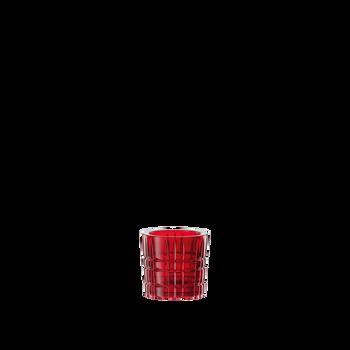 NACHTMANN Square Votive red