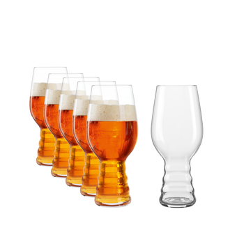 SPIEGELAU Craft Beer Glasses IPA (Set of 6)
