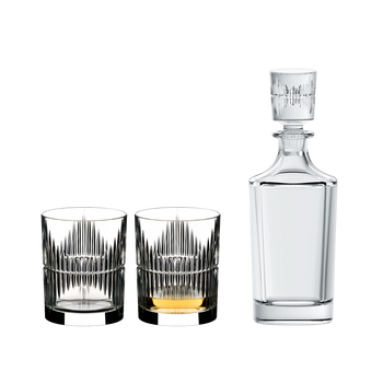 RIEDEL Tumbler Collection Shadows Whisky Set