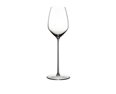 RIEDEL Max Riesling on a white background