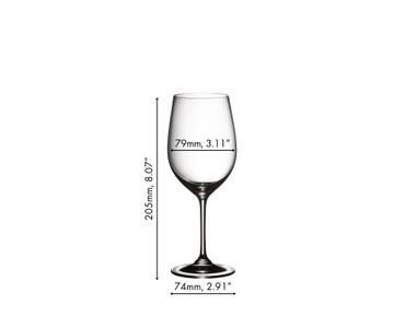 RIEDEL Vinum Daiginjo a11y.alt.product.dimensions