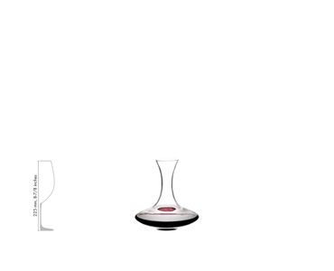 RIEDEL Decanter Ultra a11y.alt.product.filled_white_relatino